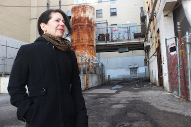 Maurine Berens and her neighbors living near the vacant Edgewater Medical Center said the condition of the building continues to deteriorate, threatening the safety of the neighborhood.