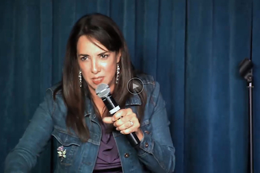 "Patti Vasquez will host ""The Female Funnies"" at Zanies."