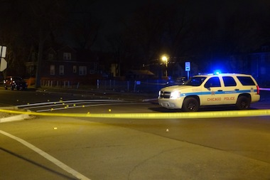 23-year-old man is dead, and two other people were wounded in a shooting early Sunday in Albany Park, police said.