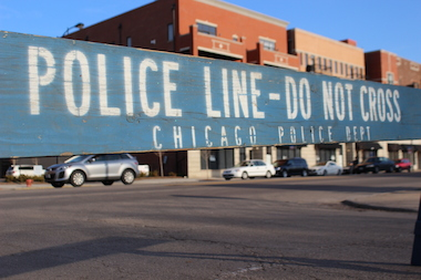 Police warn North Side business owners about a recent string of burglaries.