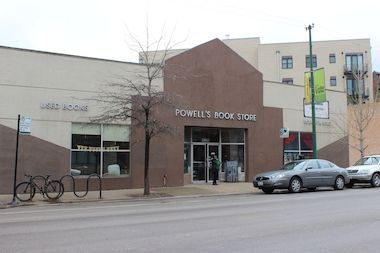 Powell's Book Store, 2850 N. Lincoln Ave., will be closing in 2014.