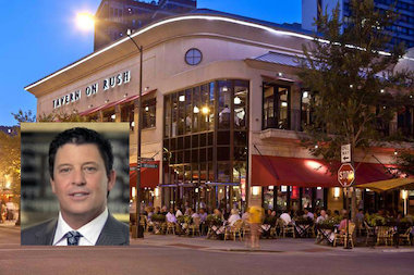 "Robert Semrad Jr., a Chicago bankruptcy attorney, was warned by a Cook County judge to ""stay away from the Triangle"" after getting arrested at the Tavern on Rush Tuesday afternoon."