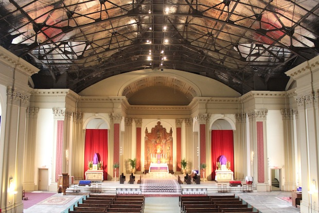 Shrine of Christ the King is inviting the community in for concerts in May and June as the congregation continues a decades long restoration process.