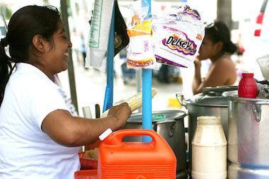 Like food trucks before them, street vendors are fighting for the legal right to run their businesses.