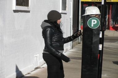 Ald. John Arena (45th) requested the return of paid Sunday parking but changed his mind.