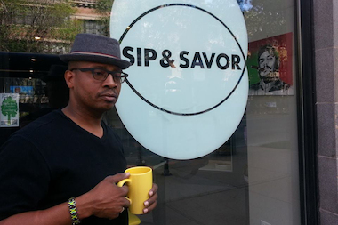Trez Pugh III said he plans to revive his original Bronzeville coffee shop after opening Sip and Savor in Hyde Park.