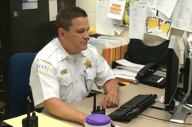 "During the Twitter Town Hall, the Shakespeare District tweeted, ""Cmdr. Valadez is still fielding questions from residents of the 14th District"""