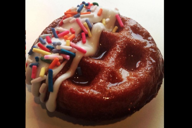 "Waffles Cafe has been ""inundated"" with requests since a ""wonut,"" a waffle-doughnut hybrid, went viral."