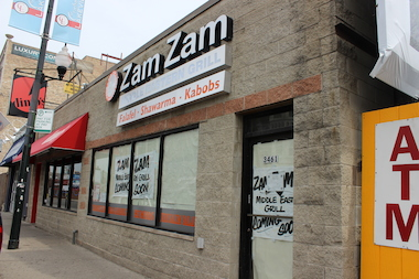 Zam Zam Middle Eastern Grill, 3461 N. Clark St., plans to open next week in Wrigleyville.