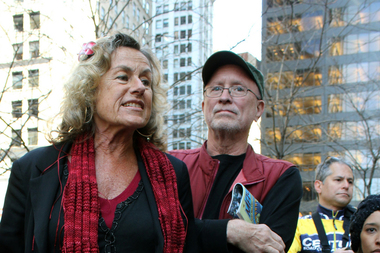 "Bill Ayers will launch on Tuesday a new series of political talks and interviews he's calling ""Fresh Ayers."""