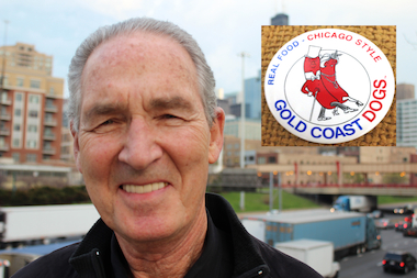 Gold Coast Dogs founder Barry Potekin once was the king of Chicago hot dogs, a title he still regrets giving up.