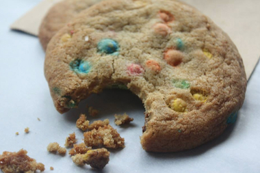 Cookie retailer Cookie Yum will be at the Low-Line Market, which opens for its second year on June 5.