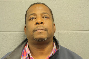 Keith Lee, 52, is charged with selling drugs out of a West Side apartment that houses a daycare center.