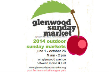 The Glenwood Sunday Market runs from 9 a.m.-2 p.m. every Sunday — June 1 through Oct. 26, 2014.