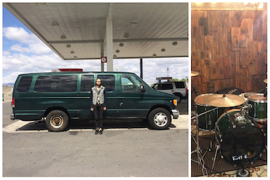 Go Deep, a Brooklyn-based band, lost about $25,000 in equipment when its touring van was stolen near Wicker Park.