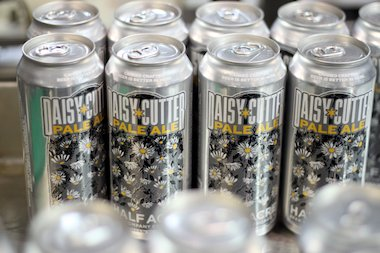 A shortage of Daisy Cutter cans has been averted.