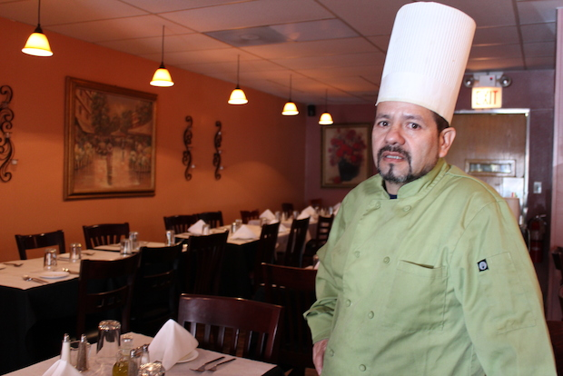 Bridgeport chef Oliver Valenzuela dreams up new feasts each week at his BYOB restaurant.