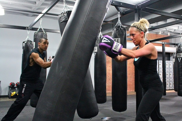 Title Boxing Club, a boxing-focused fitness center, opened its first Chicago location in Lincoln Park.
