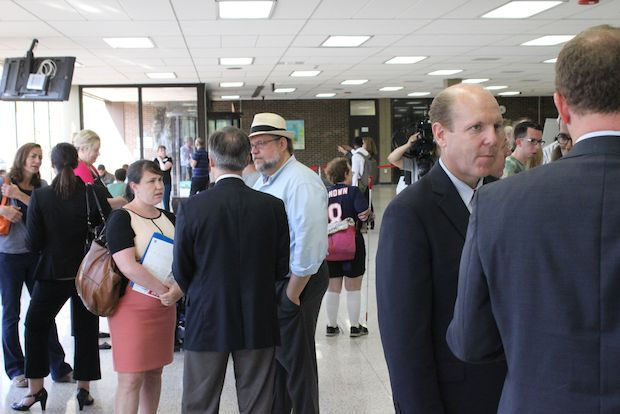 The Chicago Transit Authority  held a meeting Wednesday at Truman College in Uptown to gather feedback about a $1.13 billion plan to rebuild the following Red Line stations over three to four years starting in 2017: Lawrence and Argyle in Uptown, and Berwyn and Bryn Mawr in Edgewater.