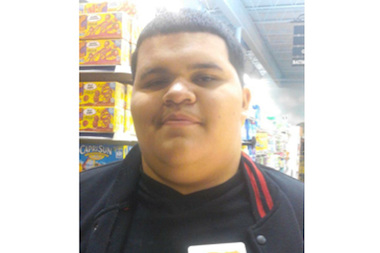 Jeremy Solis, 15, was last seen Saturday in the 2700 block of West Augusta Boulevard.
