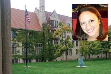 University of Chicago law student Laura LaPlante died in a wrong-way crash on Lake Shore Drive.