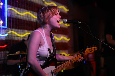 Singer Lydia Loveless is scheduled to play Wicker Park Fest on July 26.