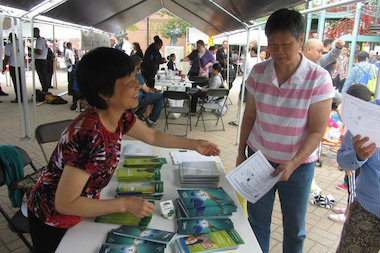 The Asian Heritage Month and Hepatitis Awareness Festival takes place Sunday in Chinatown Square.
