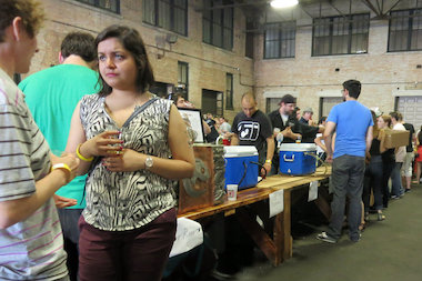 The Mash Tun Fest will be held Saturday at the Bridgeport Art Center.