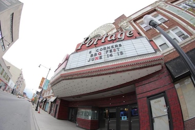 Shows are scheduled to take place at the Portage Theater through July, according to its website.