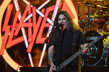 Slayer will perform at Riot Fest's 10th anniversary show in September in Humboldt Park.