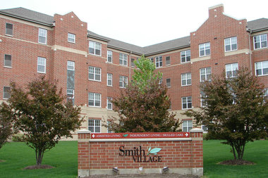 Smith Village in Morgan Park received a liquor license on Monday. The retirement community will begin serving beer and wine in the dining area in July.