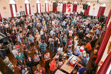 The second annual festival will be held at the Logan Auditorium on Sept. 20.