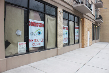VZN Eye Care and Hops and Grapes plan to open within the former Isam's Liquor Store on North Sheridan Road.