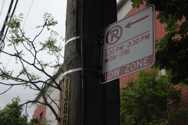West Loop community groups have proposed removing the 1:30-3:30 p.m. parking restrictions.