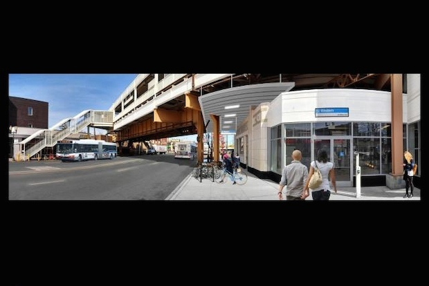 A look at the improvements planned for the Blue Line's Damen, Western and California stations.