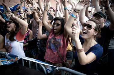 The   annual eco-friendly music festival will be held in Wicker Park on June 21-22.