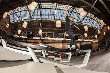 Skateboarders will compete Sunday for the largest prize in skate history — more than $1 million.