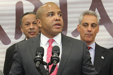 The resignation of Ald. Will Burns (4th) has prompted a special election for his replacement in February 2017, denying the mayor the chance to pick his successor until the next general election.