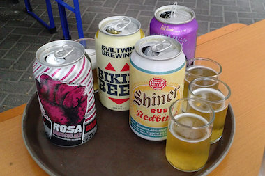 The international organization of women and beers will host its first summer event in Logan Square.