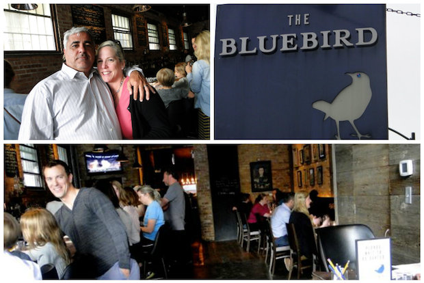After seven years at 1749 N. Damen Ave., The Bluebird closed its doors Thursday.