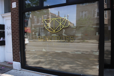 Owner Phil Tadros said he hopes to have Bow Truss' Pilsen location, 1641 W. 18th St., open by mid-July.