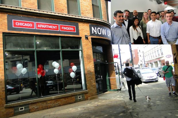 Chicago Apartment Finders Opens Wicker Park Office