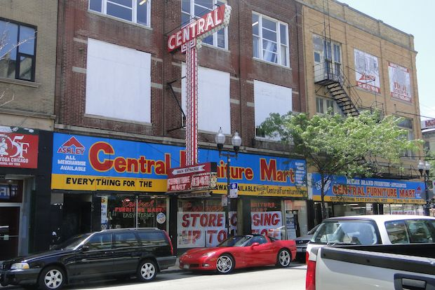 Wicker Park Central Furniture Mart Sells For To Saxony Capital Wicker Park Dnainfo