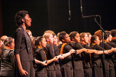 The Chicago Children's Choir will tour South Africa from June 23-July 6.