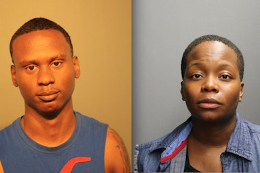 Dionte Rice, 19, and Pretonial Donaldson, 28, got into trouble at the Chicago Pride Parade Sunday and ended up in felony bond court.