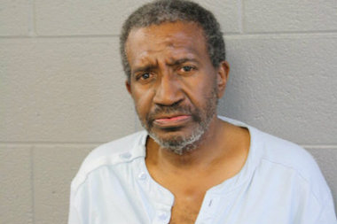 Eddie Griffin, 62, stabbed a man on a CTA bus when he stepped between Griffin and the woman he was berating, prosecutors said.