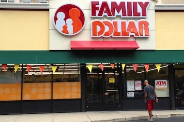 A Family Dollar Store at 4824 N. Sheridan Road is one of a handful closing in Chicago this summer.