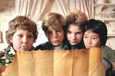 "Catch a free screening of ""The Goonies"" as part of North Center's free outdoor summer concert series."