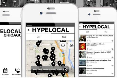 Hypelocal is now available for free in the iTunes and Android app stores.
