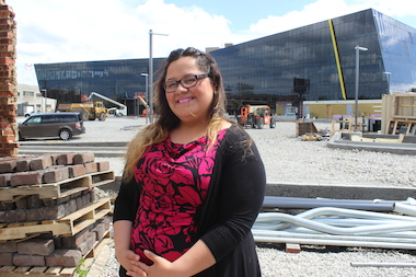 The new campus will be led by Maria Luna-Duarte a formerl undocumented immigrant, Enlace community liaison and an NEIU grad who'll receive her doctorate at the University of Illinois Chicago.